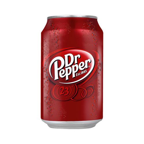 """Dr Pepper"" 330 ml."