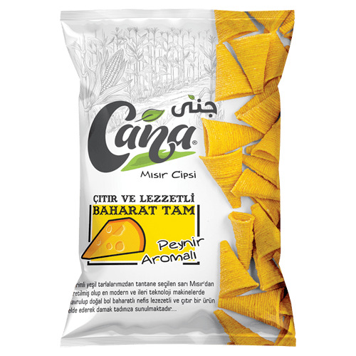 Chips CANA with cheese 200 g