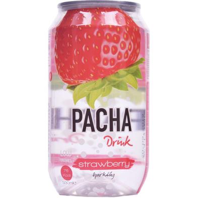 """PACHA"" მარწყვის არომატით"