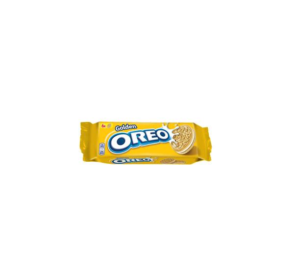 """ორცხობილა """"OREO"""" ყვითელი 66გრ."""